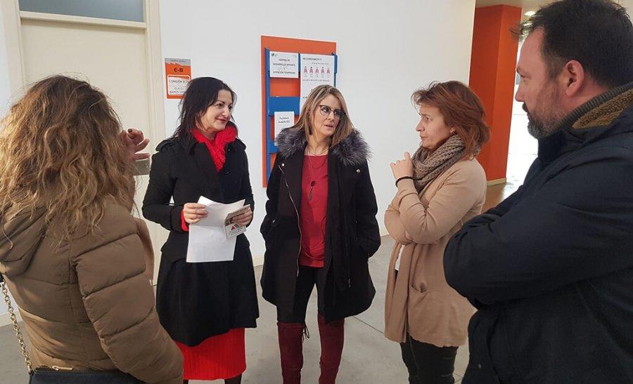 Inaugurada en el Centro Cívico de Alcázar una nueva sede de la Asociación de Esclerosis Múltiple de Ciudad Real