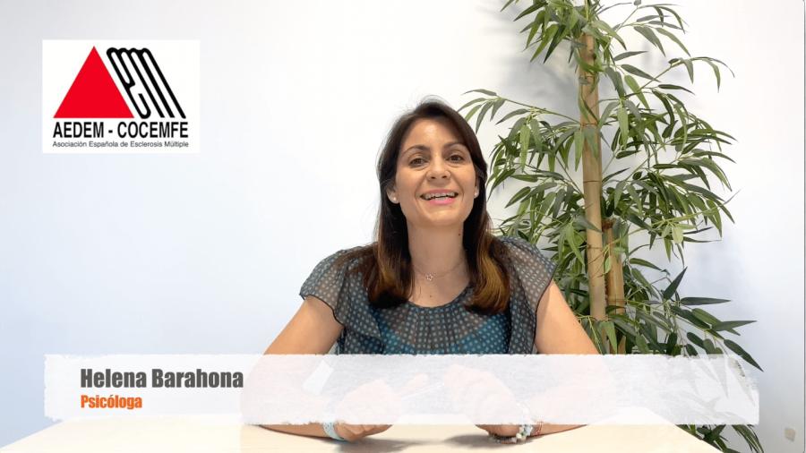 Nuevo vídeo de nuestra psicóloga Helena Barahona