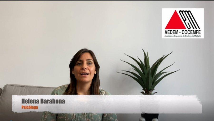 Como cada lunes os dejamos un nuevo vídeo de nuestras psicóloga Helena Barahona